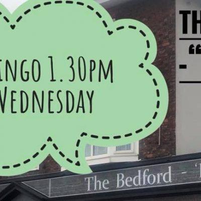Bedford Lukes Bingo