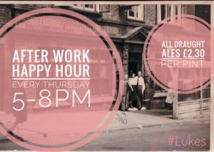 Workers Happy Hour
